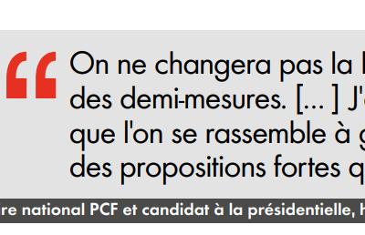 On ne changera pas la France par des demi-mesures !