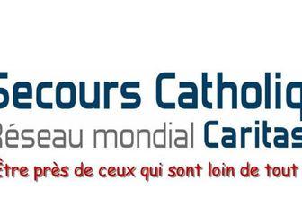 MARTIGUES : L'EPICERIE SOLIDAIRE DU SECOURS CATHOLIQUE