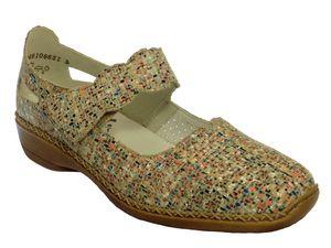 Chaussures Rieker Paris :  nouveaux modèles