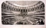 ROYAL ALBERT HALL BIRTHDAY : 31.03.1871/Her Majesty The Queen is Patron of  RoyalAlbertHall