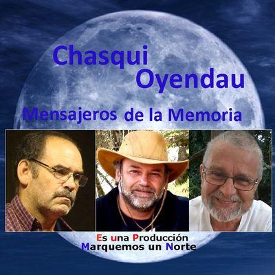 Las raíces de la comunicación Chasqui Oyendau 1 6 16