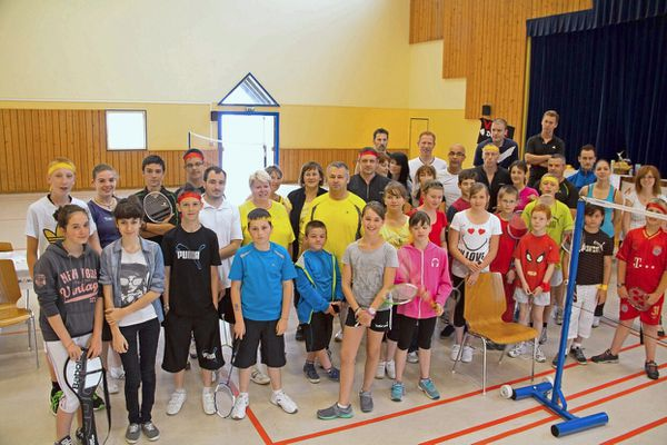 Second tournoi estival des volants de Nambsheim