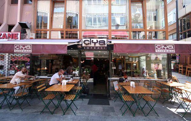Çiya sofrası à Kadıköy, un choix de mets peu connus de la Turquie