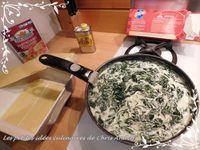 Lasagnes au saumon, épinards & fromage frais de Thierry Marx
