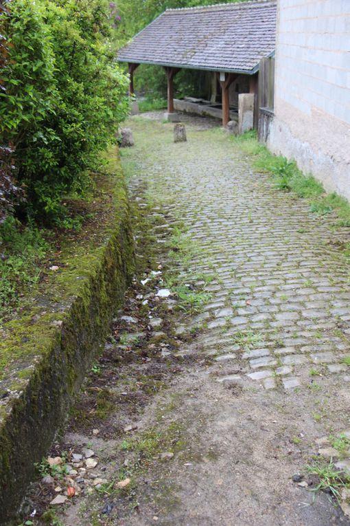 Lavoirs de Hirschland, Rauwiller et Baerendorf