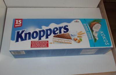 Knoppers Kokos Summer Edition
