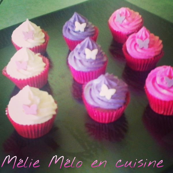 Mini cupcakes au chocolat ( avec ou sans thermomix )