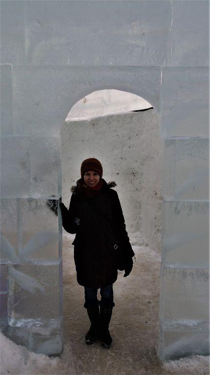 Winter Carnaval in Québec
