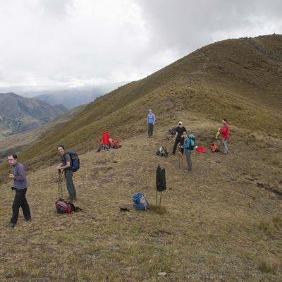 PEROU 2016 - col Tupatupa 4360 m