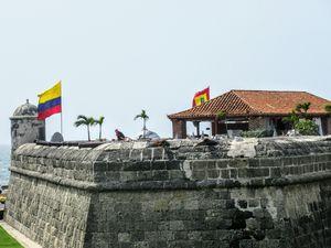 Cartagena de Indias et Isla Grande (7/12 août 2018)