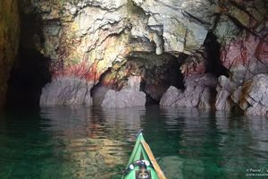 Grottes marines de Crozon : un déluge de couleurs