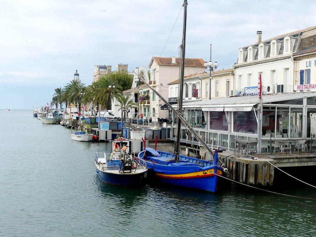 Carnet de voyage : La côte languedocienne, Le Grau-du-Roi