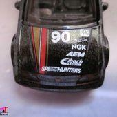 90 HONDA CIVIC EF HOT WHEELS 1/64 - car-collector
