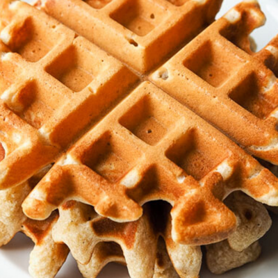 How to make Eggless Waffle?