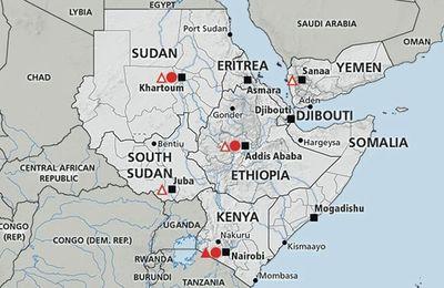 Corne de l'Afrique : Le prochain printemps arabe de Washington?
