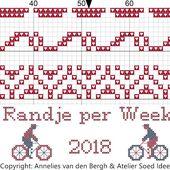 Randje per Week 2018, deel 43