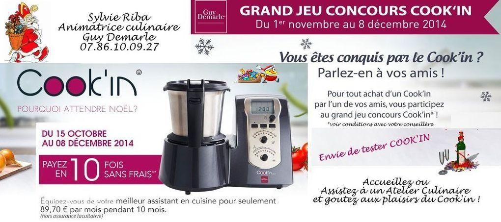 Les Ateliers culinaires Guy Demarle, Sylvie Riba- Gers, Landes, Hautes Pyrénées, Pyrénées Atlantiques.