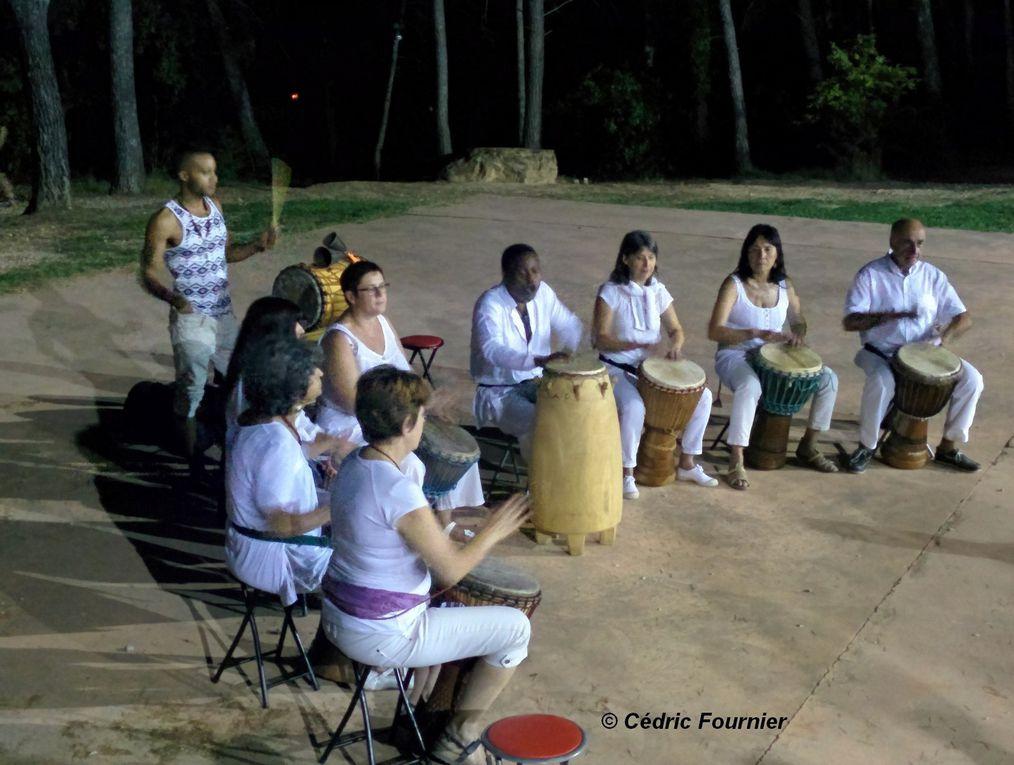 Soirée Percussions du Bénin et pique-nique