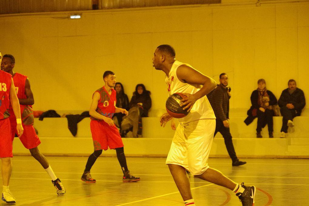 Les basketteurs du CLAMV ont renoué avec le succès après le coup d'arrêt de Chasse