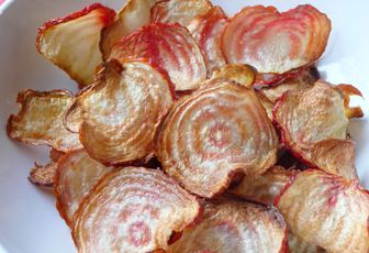 Chips de betterave Chioggia