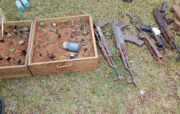 Destruction des armes désagrégées remises, saisies, trouvées ou abimées aux magasins