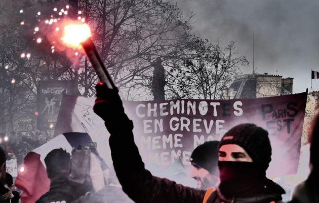 LA CGT CHEMINOTS SUR DE BONS RAILS :