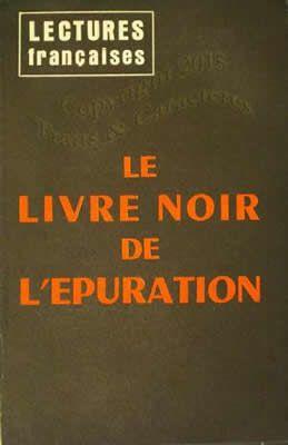 Epuration en France