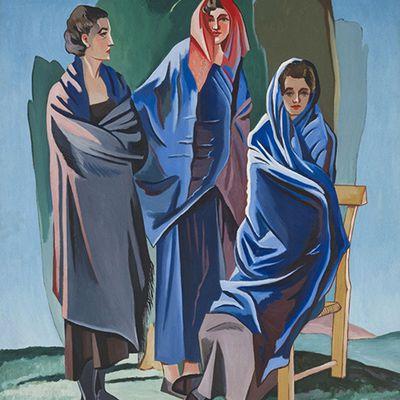 Exposition Alberto Magnelli à la Galerie Boulakia - Prolongation jusqu'au 9 février 2018