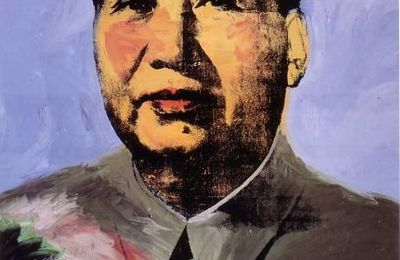 Mao @ Andy Warhol. 1973