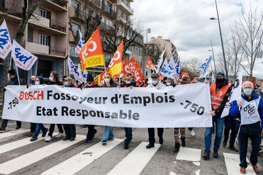Bosch, SAM : filière diesel, des emplois condamnés ?