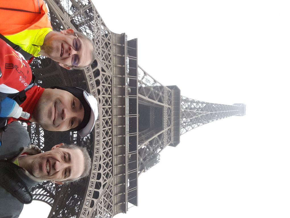 Ecotrail 80 km de Paris par Giovanni - 2018-03-17