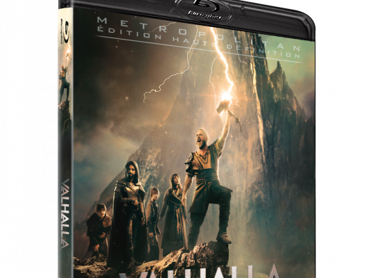 [REVUE CINEMA BLU-RAY] VALHALLA