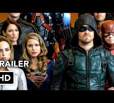 CRISIS ON EARTH X / JUSTICE LEAGUE VERSION TV ?