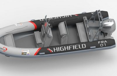 Nautic 2019 - the world's first indoor exhibition dedicated to rigid-inflatable boats