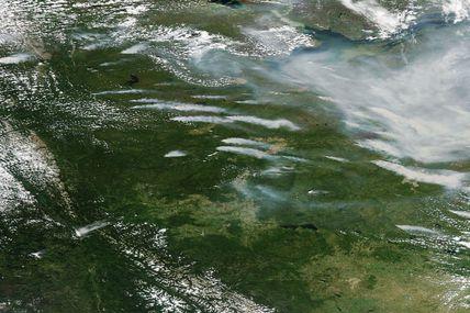 Au Canada, pas de feu sans fumée : les incendies de l'Alberta et de la Saskatchewan