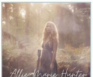 💿 Allie Marie Hunter • Never Beat Again