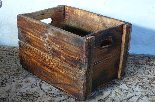 casier en bois