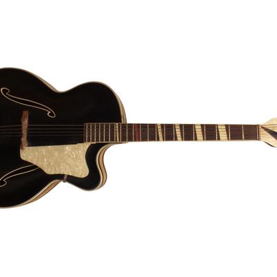 Guitare Jazz vintage Neubauer
