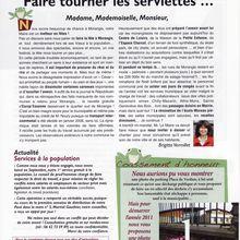 Le Pavé dans la Mare n° 4 ( janvier-février 2011)