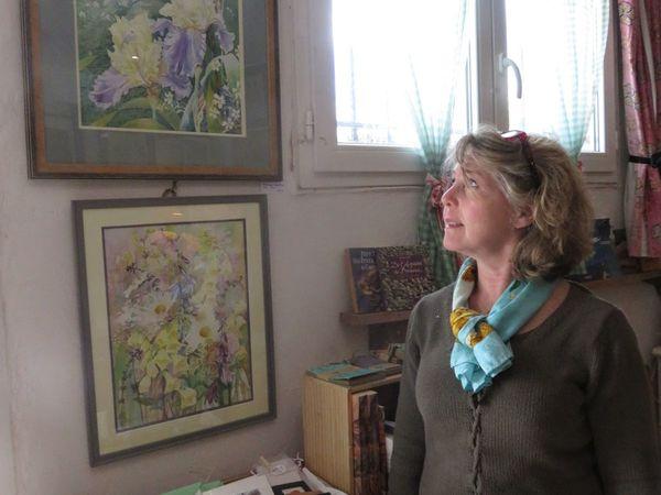 La Mure-Argens: Des aquarelles aux pastels à La Verdine