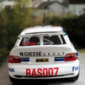 FASCICULE N°103 FORD ESCORT RS COSWORTH 1995 - MONTE CARLO DELECOUR FRANCOIS. - car-collector.net