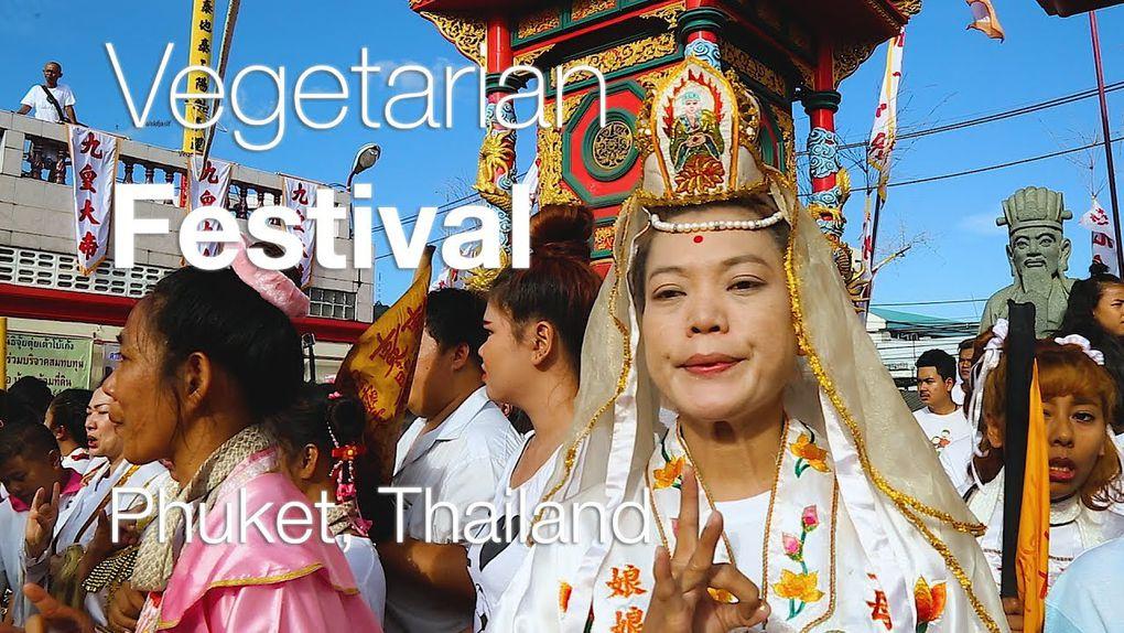 Pas de Festival Végétarien à Bangkok ni à Na Klua cette année.