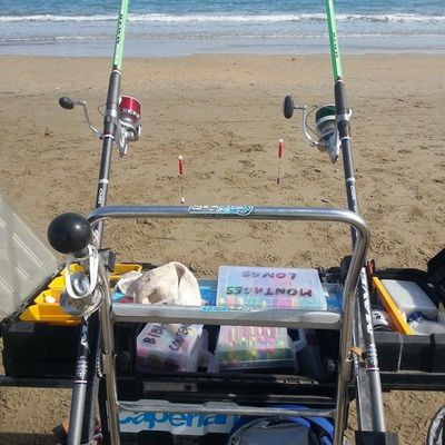 Surfcasting No Limit