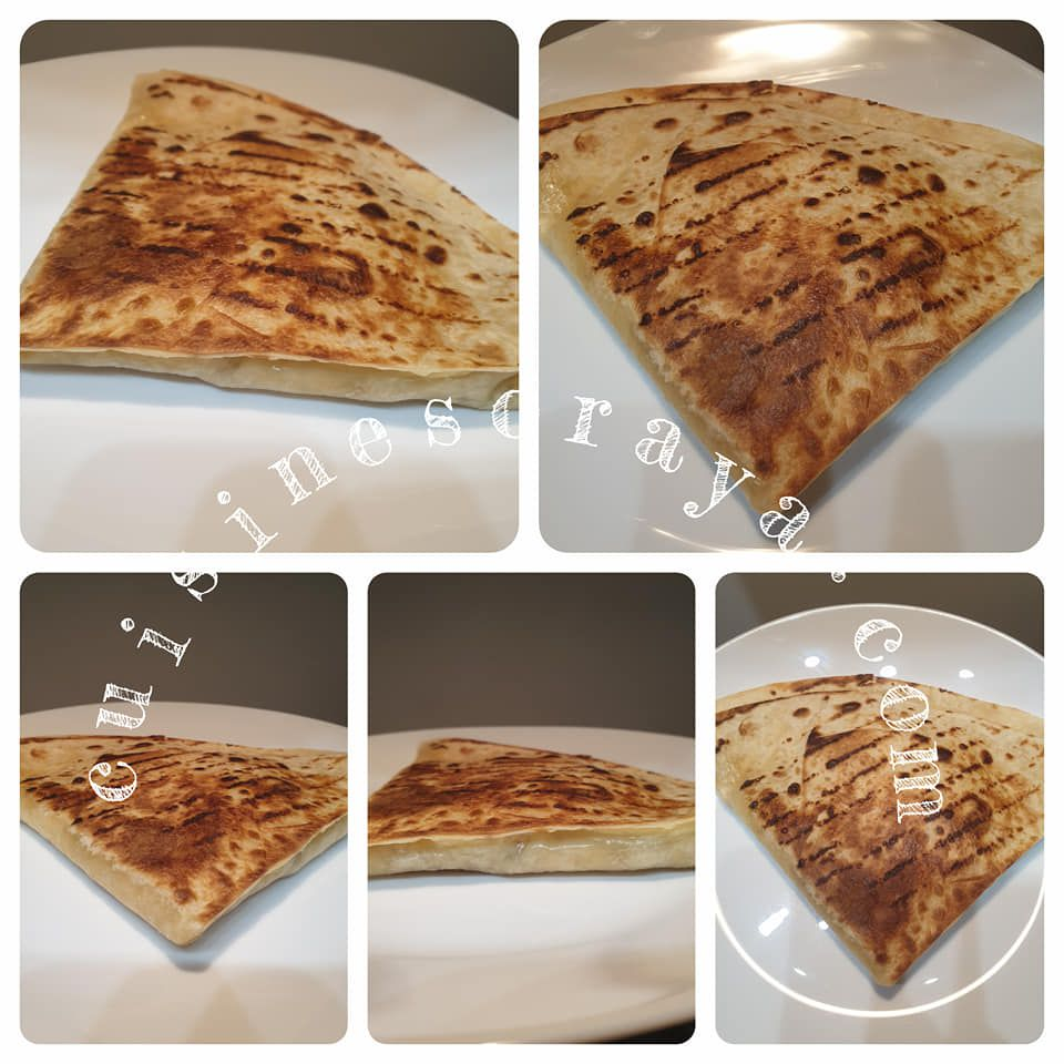 Galette tortillas express