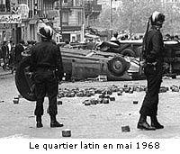 E. Macron envisageait de commémorer les 50 ans de mai 68 !... Lequel ?