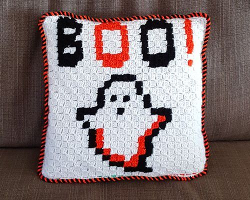 COUSSIN BOO!