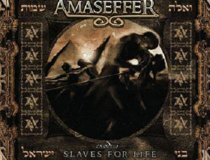 AMASEFFER: Slaves For Life (2008-Inside Out)[Oriental Prog-Metal]
