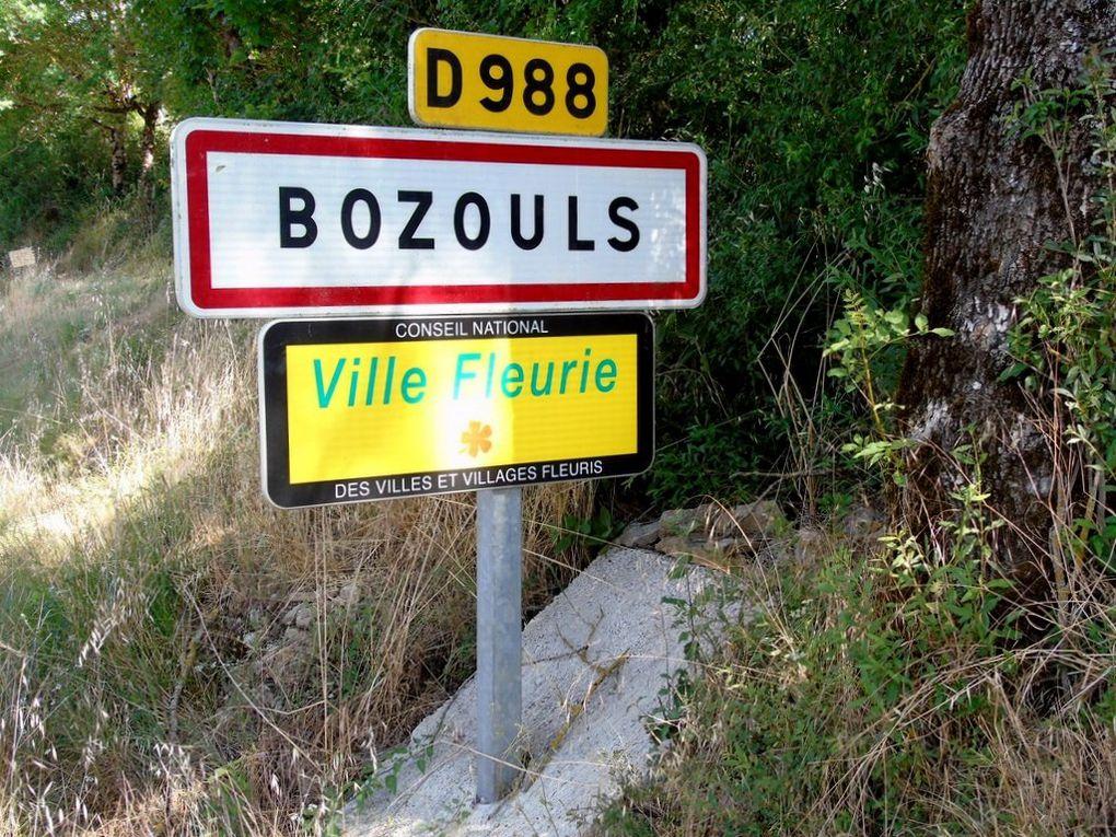 BOZOULS     12340