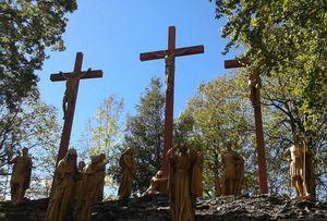 Suite et fin du Chemin de  Croix