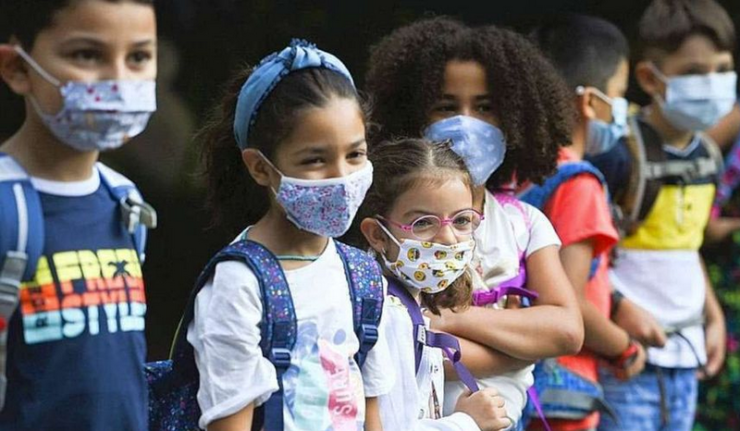Conséquences psychologiques du port du masque chez les enfants de 6 à 10 ans